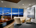 Expedia Reception Area, Bellevue, WA