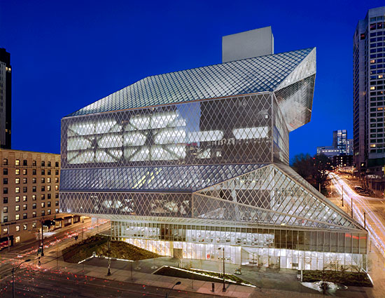 Seattle Public Library, WA